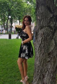 Frau ukrainische Viktoriia 9245